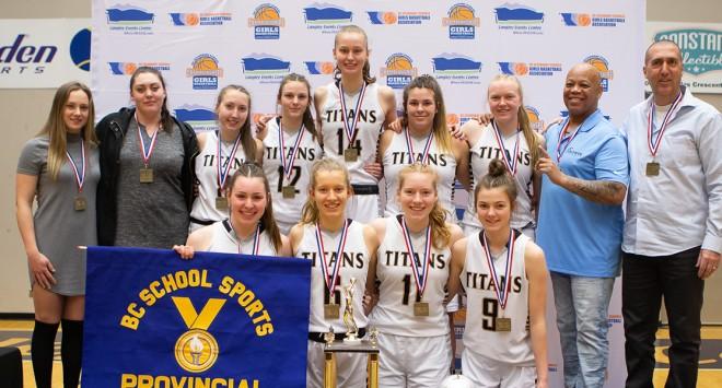 BC High School Basketball Championships - 2019 BC Secondary School