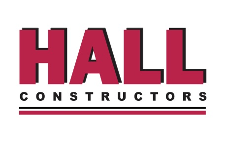 Hall Construction Logo